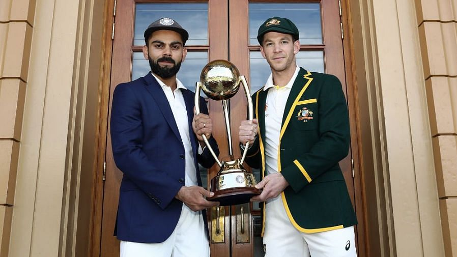 India will retain the Border-Gavaskar Trophy, irrespective of the result of the fourth and final Test.