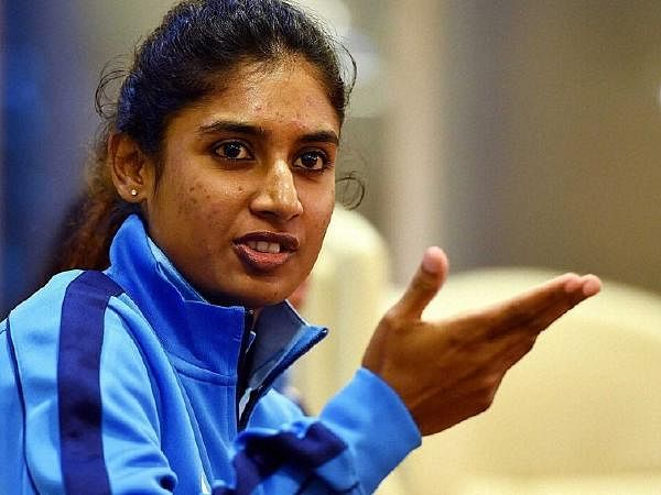 At her first press conference ahead of the 2017 Women's World Cup, Indian captain Mithali Raj was asked to name her favourite male cricketer.
