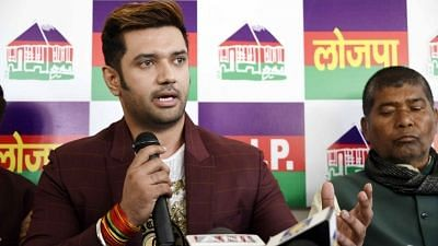 People Disappointed By Politics Over Ram, Hanuman: Chirag Paswan