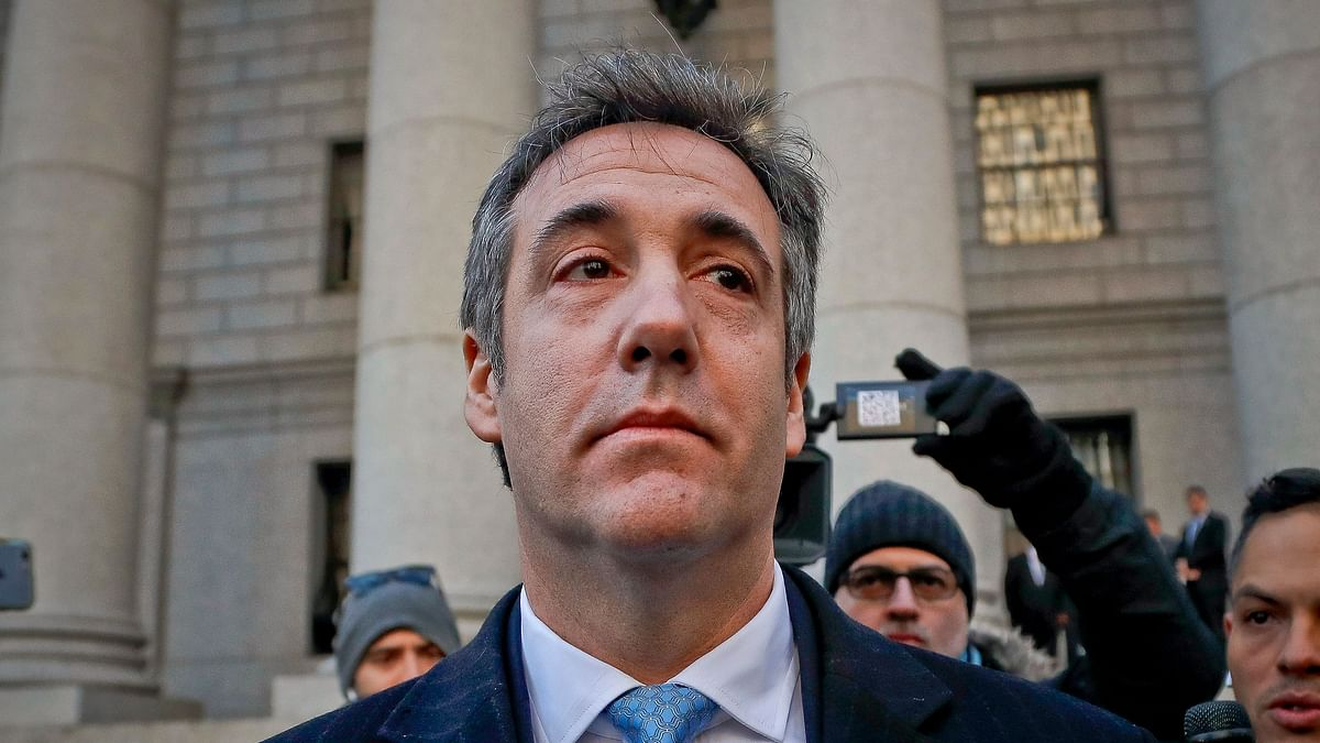 Trump May Not Go Peacefully if He Loses in 2020: Cohen