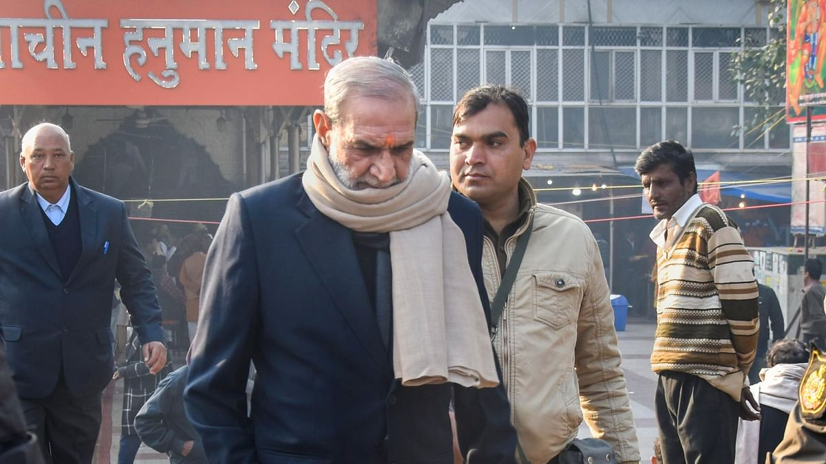 Sajjan Kumar Quits Congress After Conviction in 1984 Riots Case