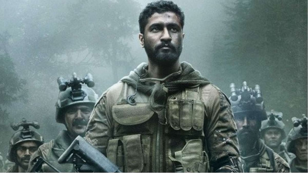Vicky Kaushal in a still from '<i>Uri: The Surgical Strike'</i>