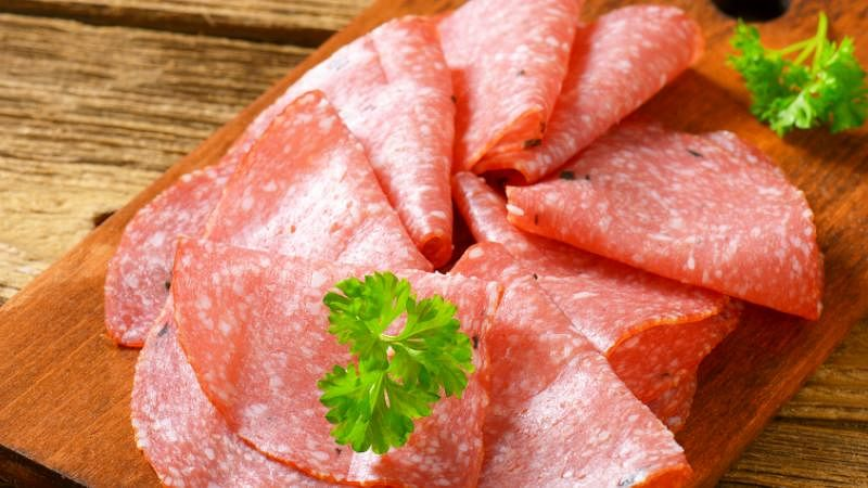 Limit intake of red meat to once a fortnight.