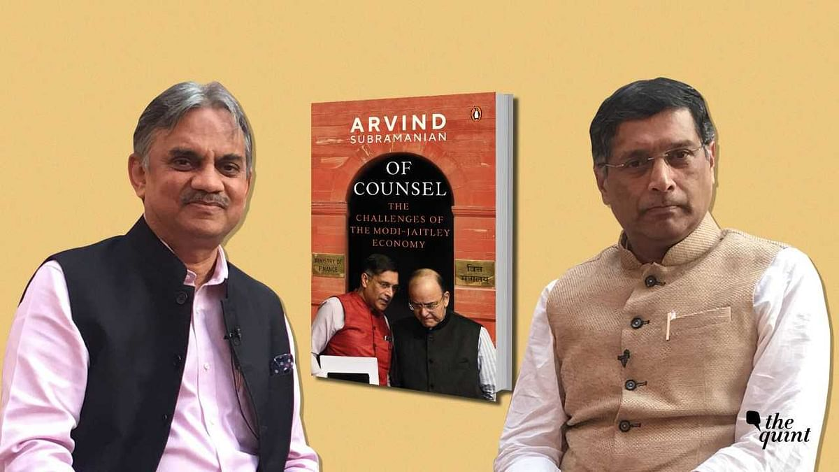Exclusive: Ex-CEA Arvind Subramanian on What's Ailing Our Reforms