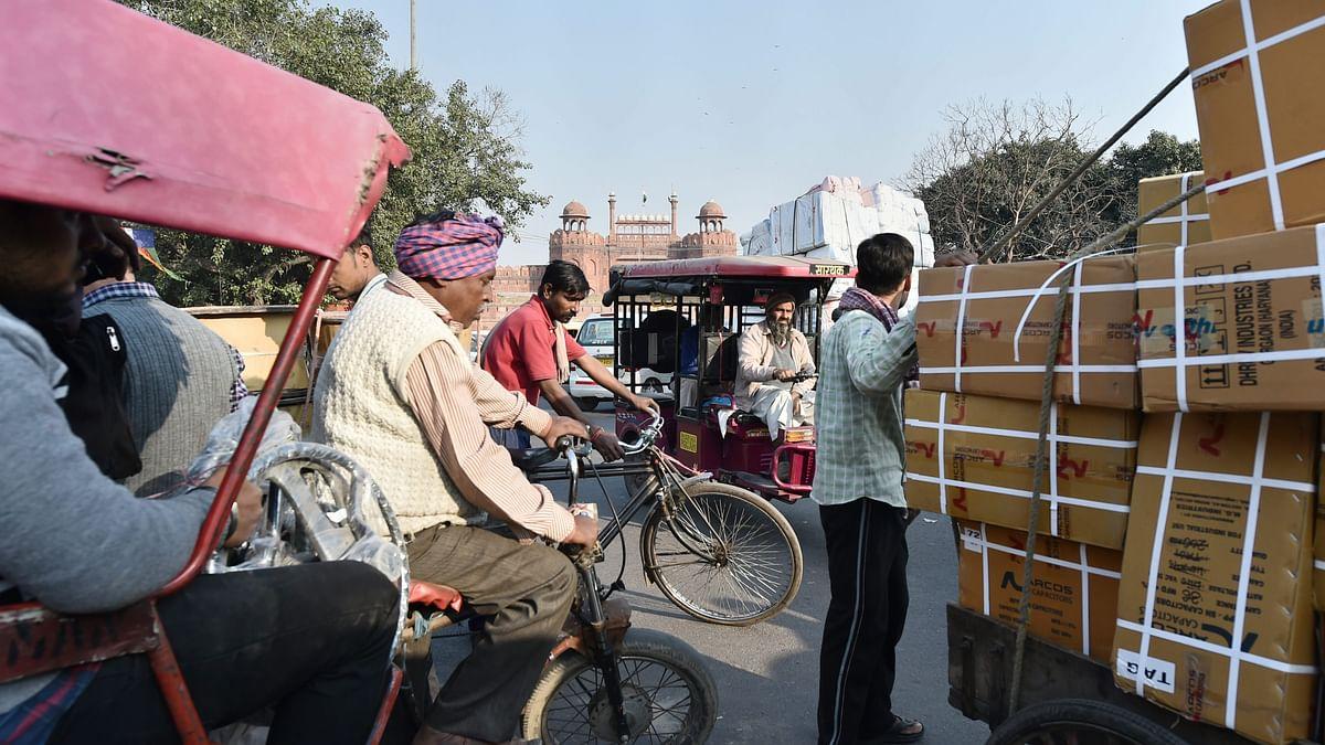 Why Kamru Jamaal, 73, Still Pulls a Rickshaw on Delhi's Streets
