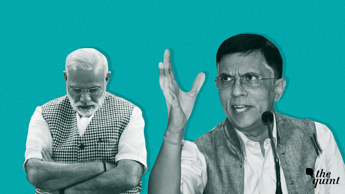 Images of PM Modi (L) and Congress leader Pawan Khera (R) used for representational purposes.