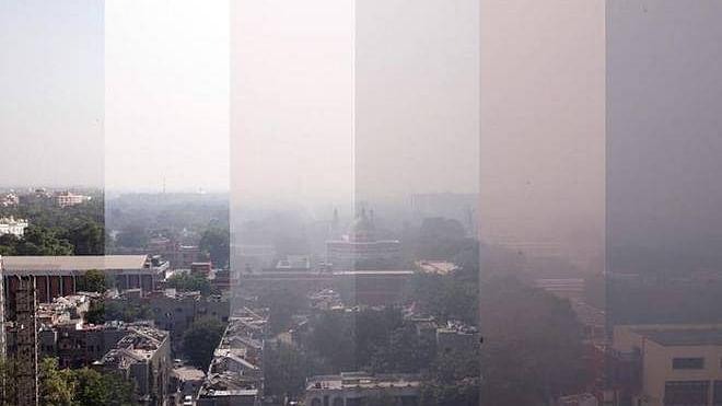 Cold Wave and Smog Grip Delhi-NCR, Several Flights Delayed