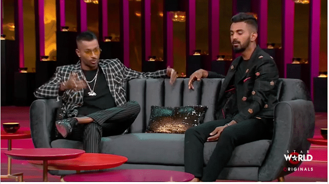 KL Rahul and Hardik Pandya will be on the next episode of Koffee With Karan.