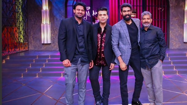 Koffee With Karan 6 Preview: What Terrified the 'Baahubali' Trio?