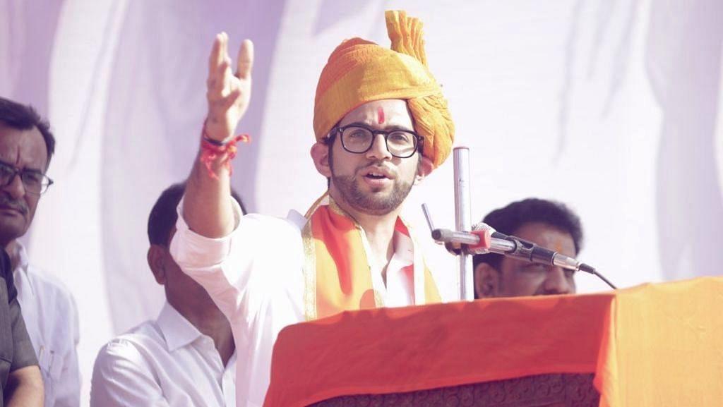 The Yuva Sena chief wrote a letter to Maharashtra Chief Minister Devendra Fadnavis.
