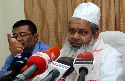 AIUDF chief Maulana Badaruddin Ajmal (File Photo: IANS)