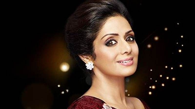 India's first female superstar Sridevi passed away at 54 on 24 February 2018