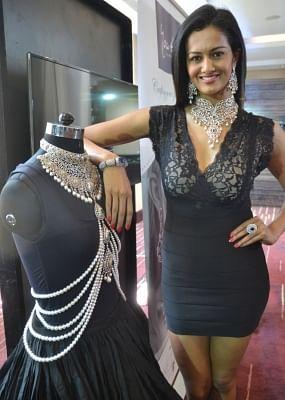 Actress Shubra Aiyappa. (Photo: IANS)