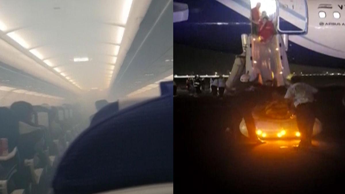 Indigo Flight Makes Emergency Landing in Kolkata, Passengers Safe