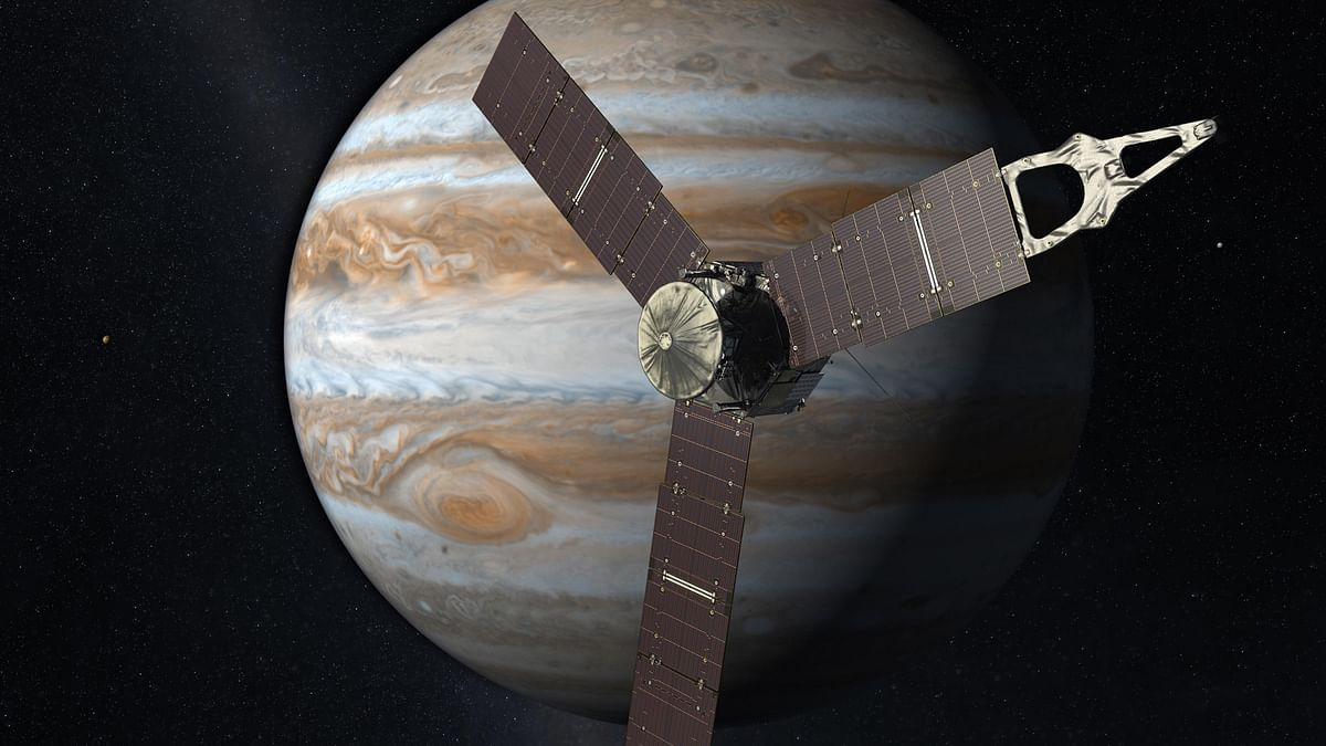 NASA to Launch Spacecraft on 12-Year Mission to Probe Jupiter Asteroids