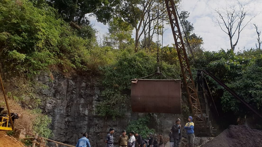 Rescue Operations For Men Trapped In Meghalaya Coal Mines Halted
