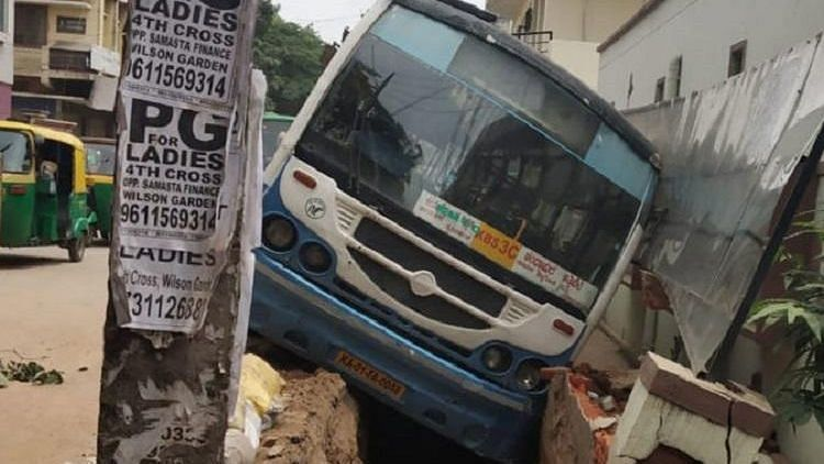 Bengaluru's Killer Buses: 50 Died in 258 BMTC Accidents This Year
