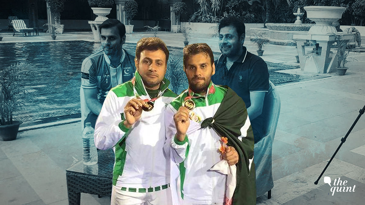 Pakistan hockey's brother duo Imran and Rehan speak to The Quint about their Indian connect.