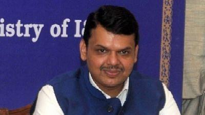Maharashtra Chief Minister Devendra Fadnavis.