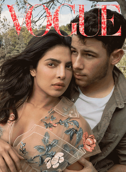 Priyanka and Nick's Hindu wedding ceremony is expected to take place on Sunday.