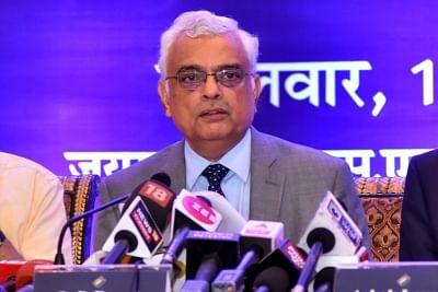 O.P. Rawat. (Photo: Ravi Shankar Vyas/IANS)