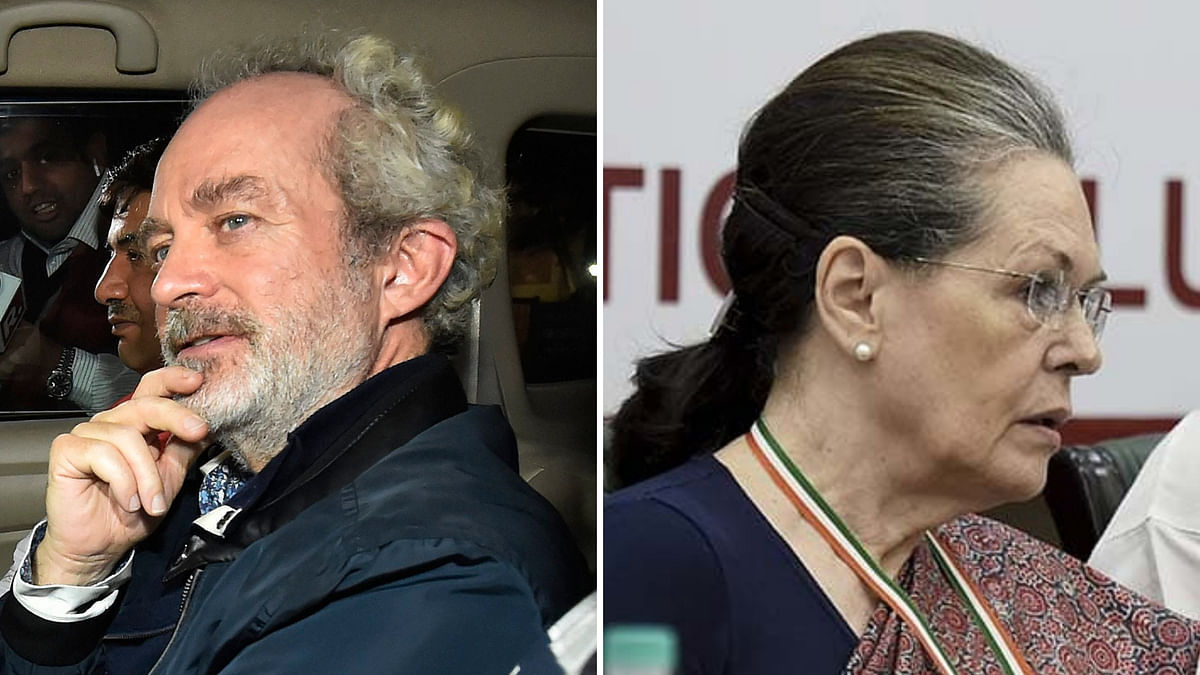 """In an interview to<a href=""""https://www.news18.com/news/india/cbi-wants-me-to-fulfil-its-agenda-of-damaging-oppn-party-says-agustawestland-middleman-christian-michel-1840881.html""""> CNN-News18</a> in August 2018, alleged AugustaWestland middleman Christian Michel said that he was being targeted as part of an agenda by the CBI against the Opposition."""