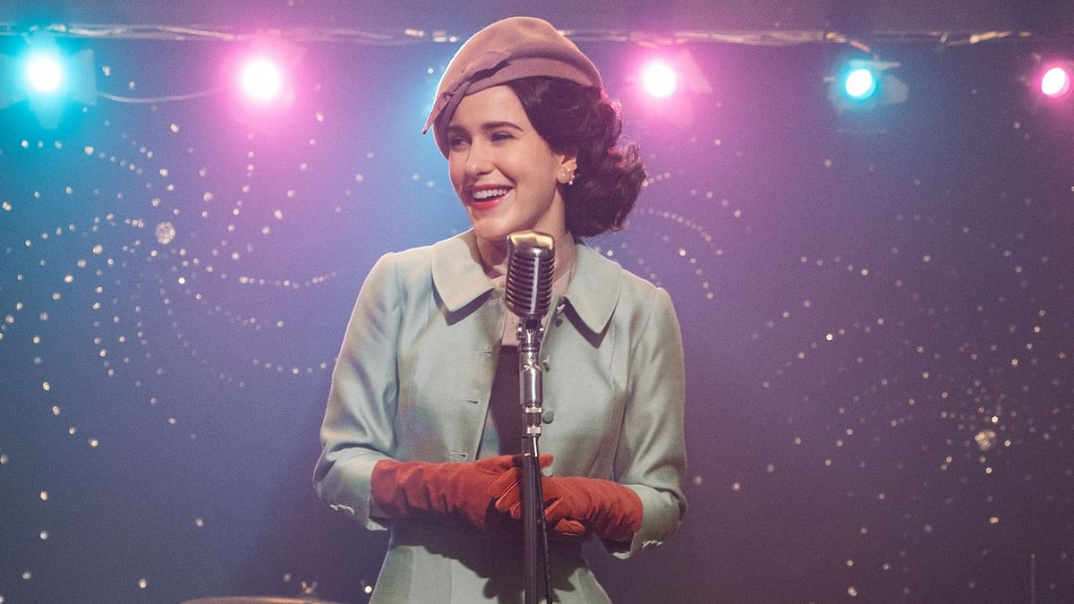 In its second season, The Marvelous Mrs. Maisel is just as stylish, glib and popping with colours and chaos, but it's also palpably more self-confident.