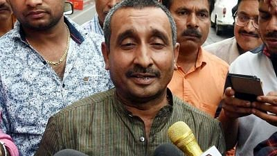 Main accused in Unnao rape case: BJP MLA Kuldeep Singh Sengar.