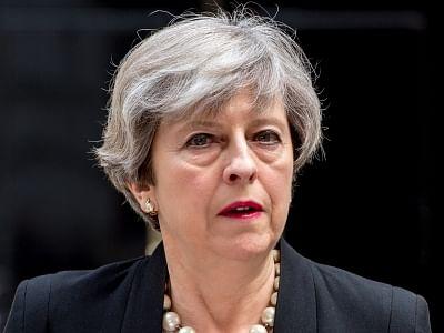 British Prime Minister Theresa May. (File Photo: IANS)