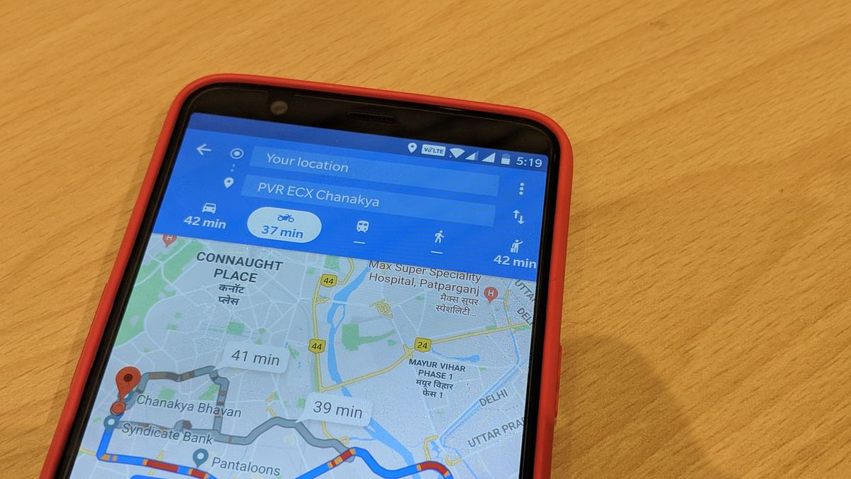 Google Maps to Show Speed Limit & Location of Speed Cameras