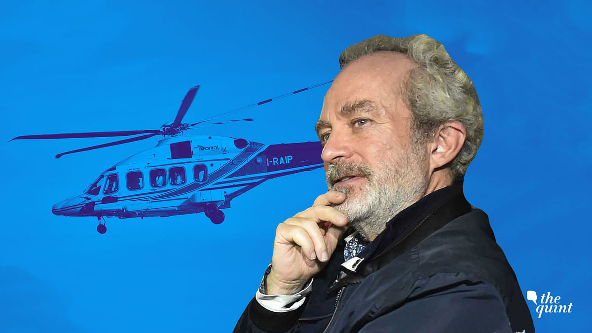 Who Are the Alleged Beneficiaries Of the AgustaWestland Scam?