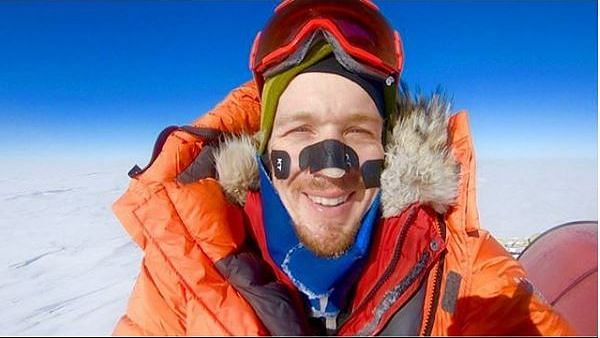 US Man Completes First Unassisted Solo Trek Across Antarctica
