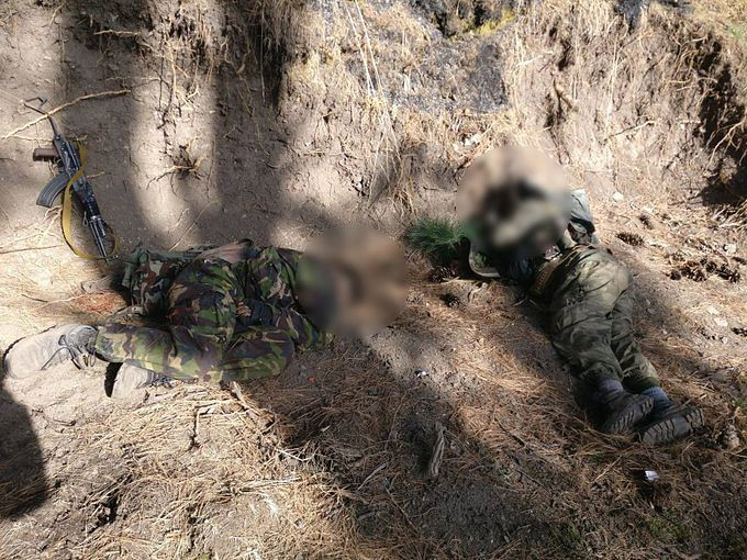 Quadcopters were used to locate the dead bodies of suspected Pakistani soldiers, who were gunned down by the Indian Army while foiling an attempt by Pakistani Border Action Team (BAT) to carry out an attack across the LoC.