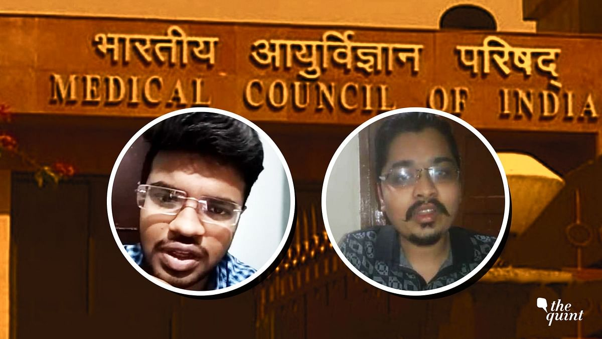 Candidates with disabilities appearing for NEET 2019  say that the Medical Council of India's draft guidelines on disability quota have multiple flaws.