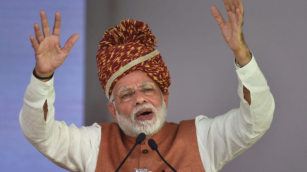 Kartarpur in Pakistan Because of Congress' Lack of Vision: PM Modi