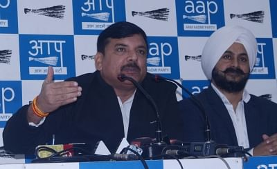 Centre misleading Supreme Court on Rafale: Sanjay Singh