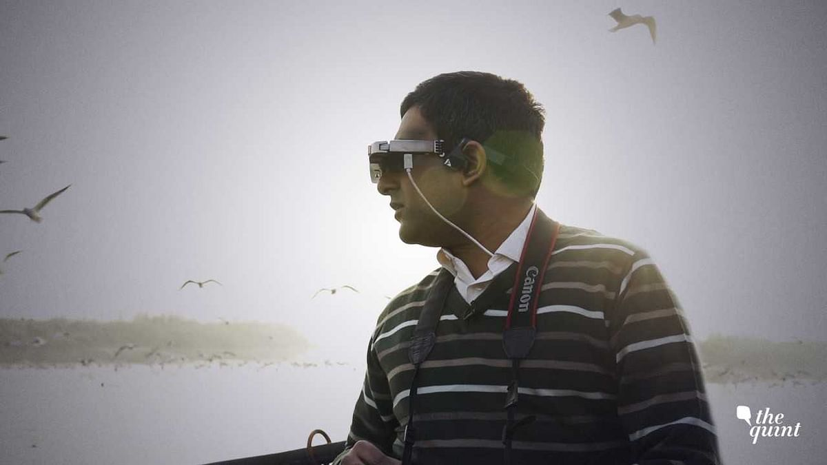How Congenitally Blind Pranav Lal Captures The World Using Sound
