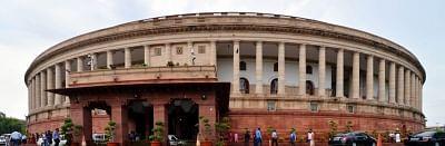 Parliament. (File Photo: IANS)