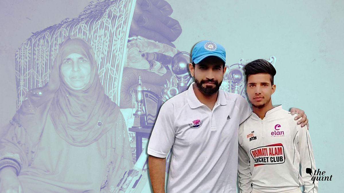 How Kashmir's Kulgam District Celebrated Rasikh Dar's IPL Contract