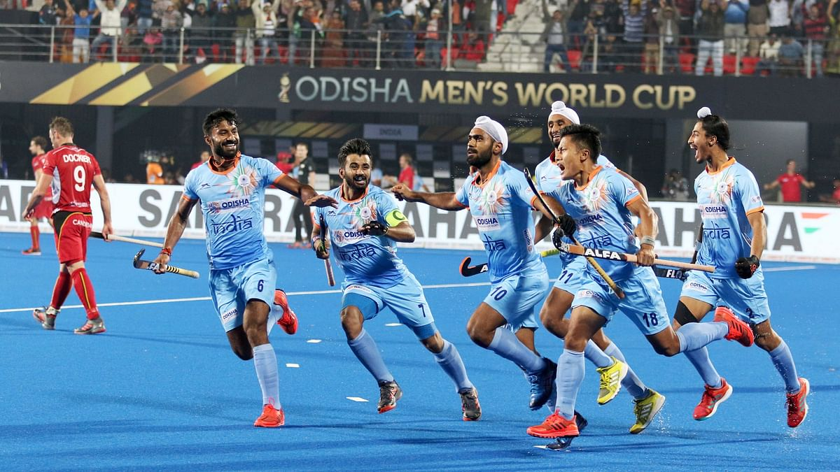 Hockey World Cup: India Hold Belgium to a 2-2 Draw