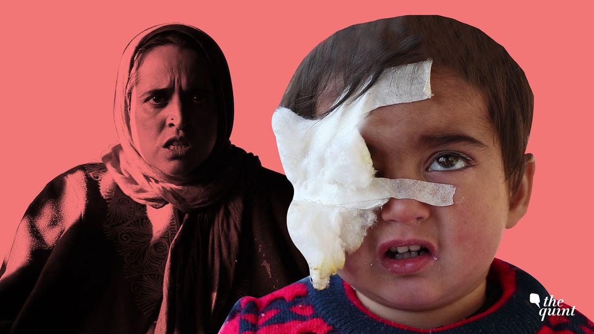 'Is She a Terrorist?' Asks Mother of J&K's Youngest Pellet Victim