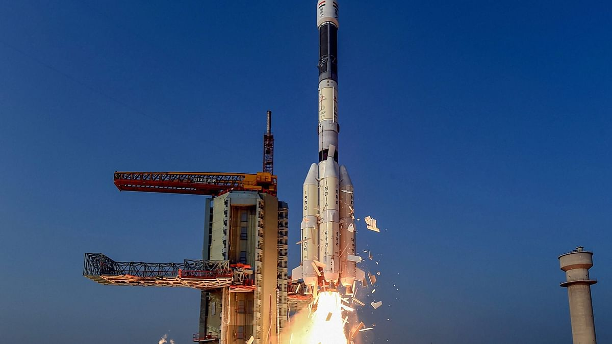 ISRO's GSAT-7A Placed in Orbit; Will Boost Communication for IAF