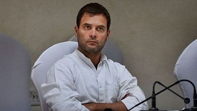 Congres President Rahul Gandhi