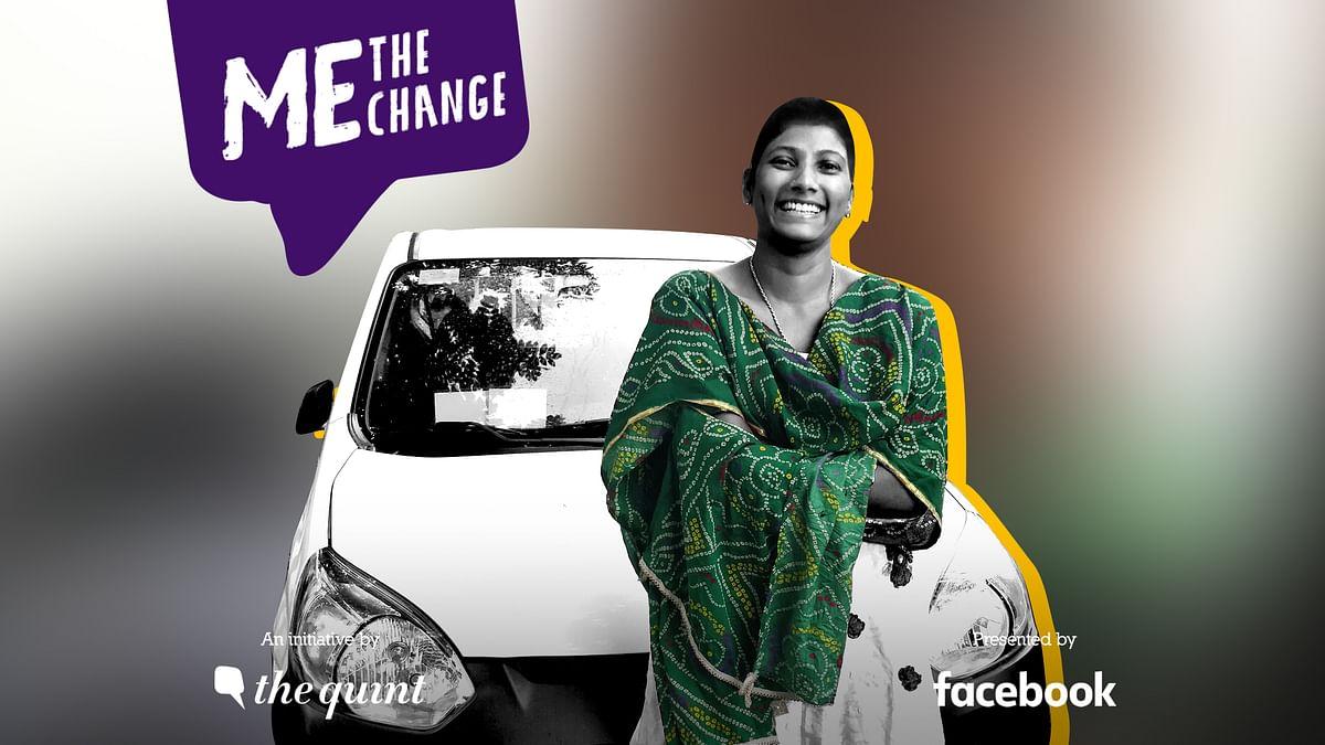 Me, The Change: Meet Sushma, Kolkata's Only Female Uber Driver
