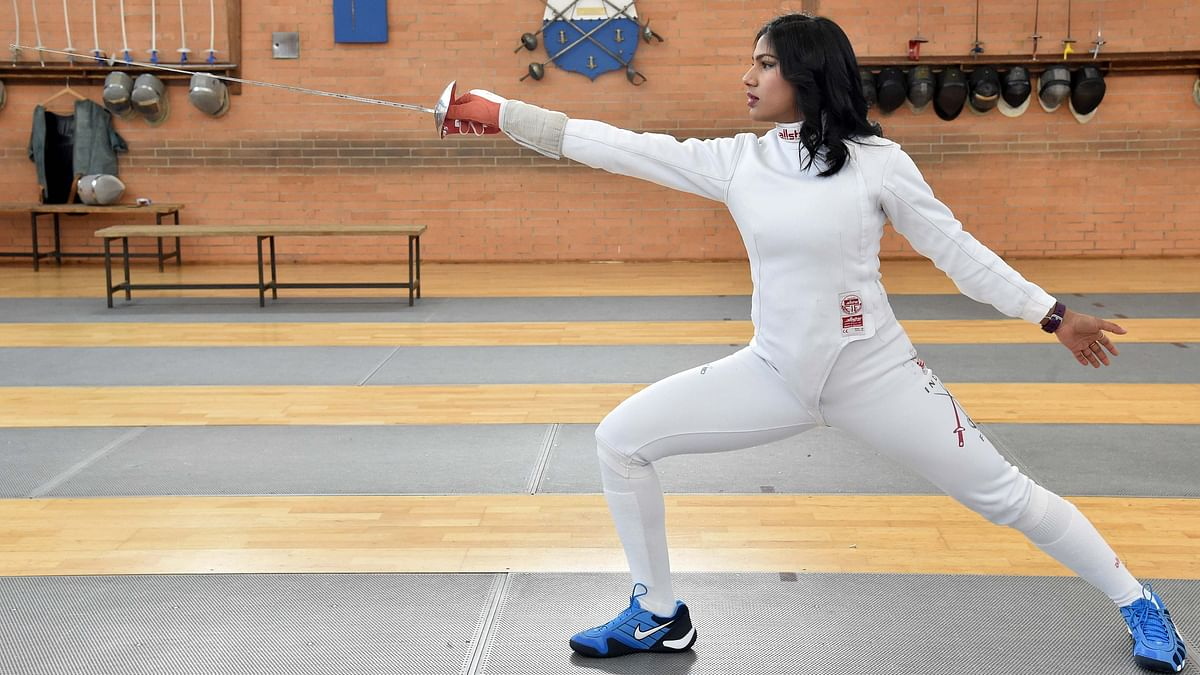 Bhavani Devi- The Sword Fighter Slaying Odds to Pioneer Fencing