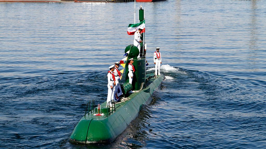 Iran Launches Domestically Made Destroyer: Report