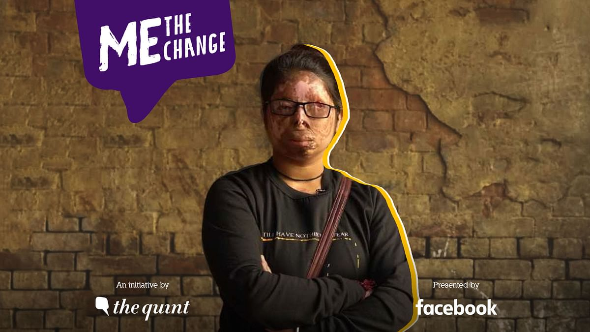 Me, The Change: Anshu Rajput, the Voice Against Acid Attacks