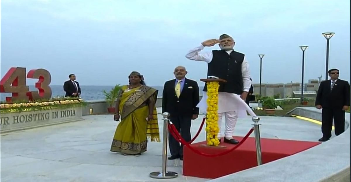 On Visit to Andaman and Nicobar, PM Modi Renames Three Islands