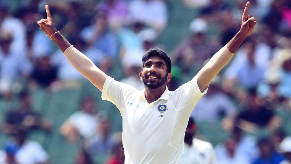 Jasprit Bumrah picked the wickets of Joe Burns, Travis Head and Mitchell Starc on Day 1 in Melbourne.