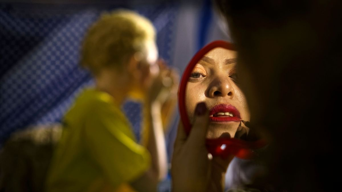 In Pics: A Groundbreaking Beauty Pageant For Those With Albinism